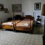 Very confortable douplex room