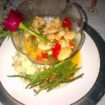 Whiskey Fire Shrimp