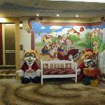 兒童樓層拍照區