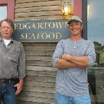 The Owners of Edgartown Seafood