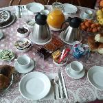 colazione esagerata