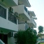 The vast majority of rooms have balconies that enjoy sea views