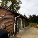 Glacier Bed & Breakfast & Log Cabins Foto
