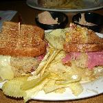 GREAT RUBIN SANDWICH