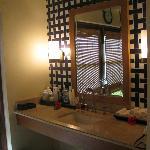 Spa, shower room