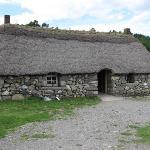 old scotish house