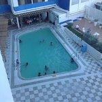 Pileta (del otro hotel)