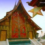 der schoenste ( Unesco-Tempel) in Luang Prabang