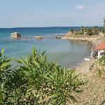 Nea Potidea Old Town Beach