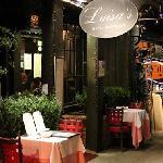 Luisa's Italian Restaurant Union Street San Francisco