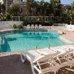 Bahama House pool