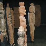 Statues kanak
