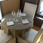 Des tables bien dressées
