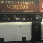 Pipe of Port, Southend-on-Sea.
