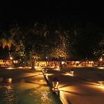 Great resort island