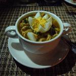 Soto ayam soup, delicious