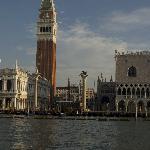 En face de la Place Saint Marc, moins de monde et de beau recoins à découvrir