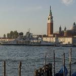 vue depuis un point de Venise différent