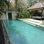 Villa 6 - The pool