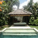 Villa 6 - The day bed