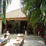 Villa 6 - From the pool