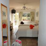 Ótimo quarto arejado !