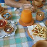 L'ottima colazione..
