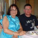 John and Nada from Scotland