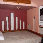 Interior detached private room