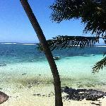 Spiaggia e mare del Villaggio