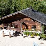 "we did not try the ""fondue hut"" - leaving that for our next visit in winter"