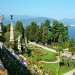 Isola Bella gardens