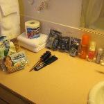 fornitissimo kit di prodotti di bellezza