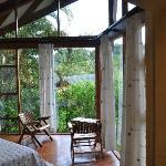 Zimmer der Lodge