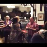 Dancing in Rustlers :-)