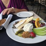 Cheese & Charcutarie plate