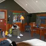 Cabin #30 inside.