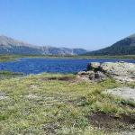 Lake Near Summit