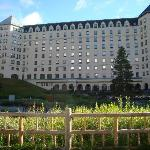 Lake Louise Fairmont Hotel