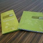 Welcome and information booklets