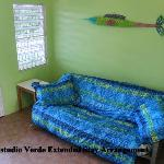 Estudio Verde setup for an extended stay