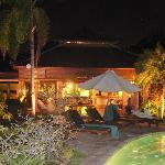 villa Dyana n°1 de nuit