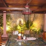 villa Dyana n°1 salle à manger