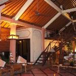 villa Dyana n°1 séjour immense