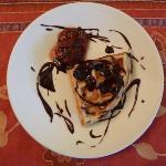 Le dessert au petit dej