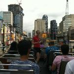 On the City Sightseeing Toronto Tour