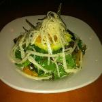 Avocado, Orange & Jicama Salad