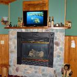 Suite Fireplace