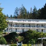 De Haro Hotel built in 1886
