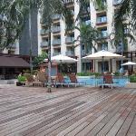 Swimming Pool at Festive Hotel